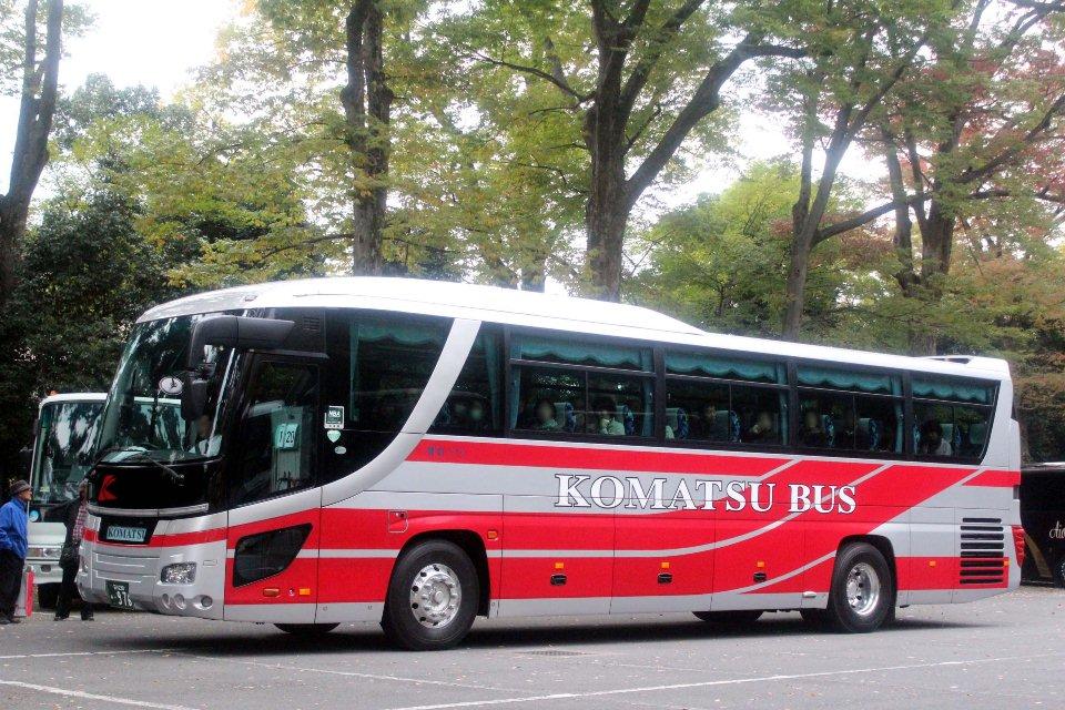 小松バス あ976