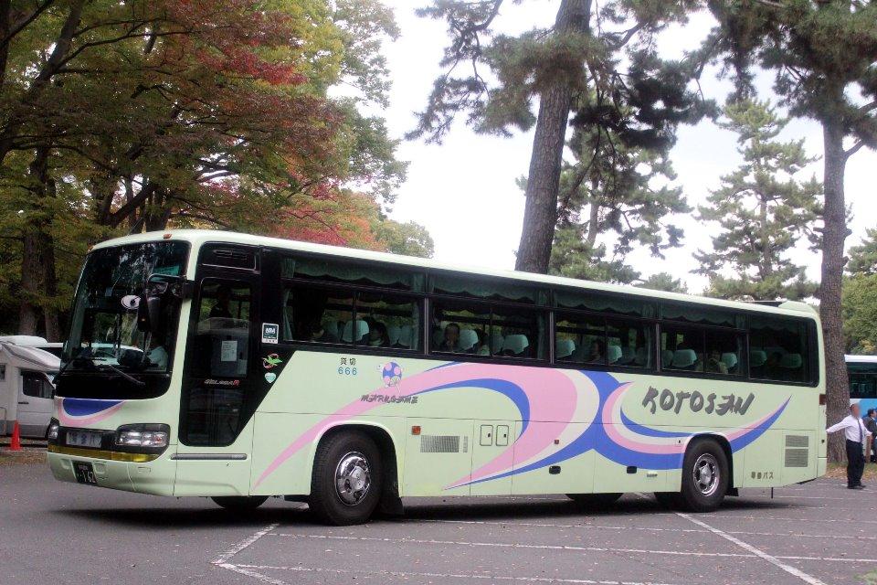 琴参バス 666