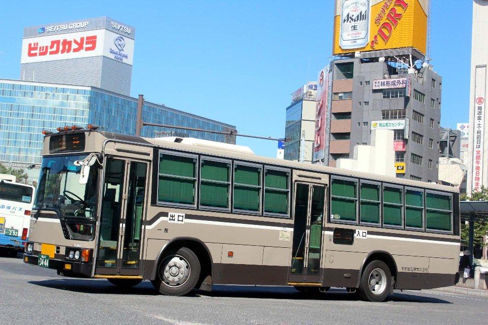 宇野自動車 か3444