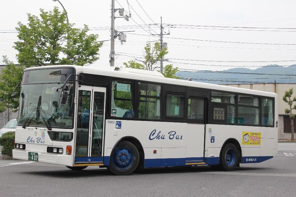 中国バス F0932
