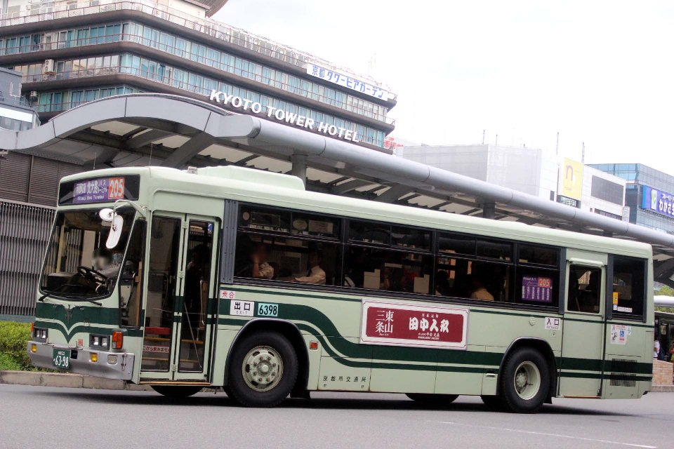 京都市交通局 6398