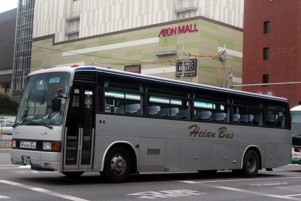 へいあんバス か822
