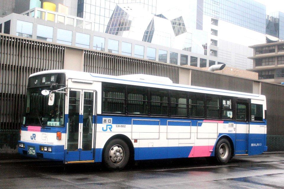 西日本JRバス 538-8902