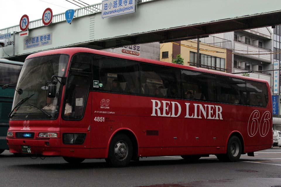 JR九州バス 744-8951