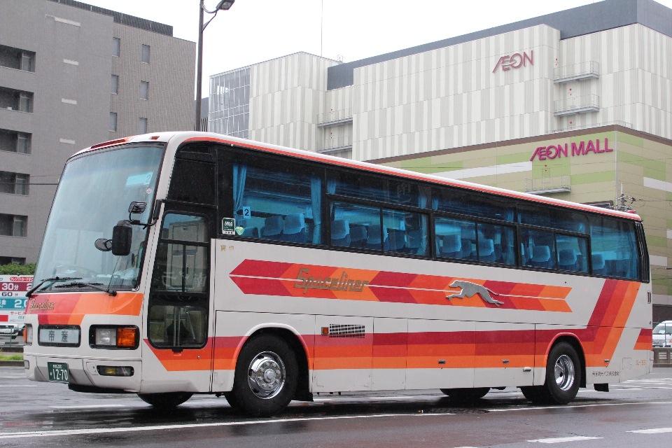 帝産観光バス か1270