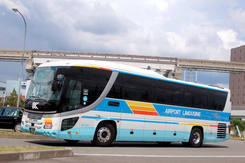 大阪空港交通 か3354
