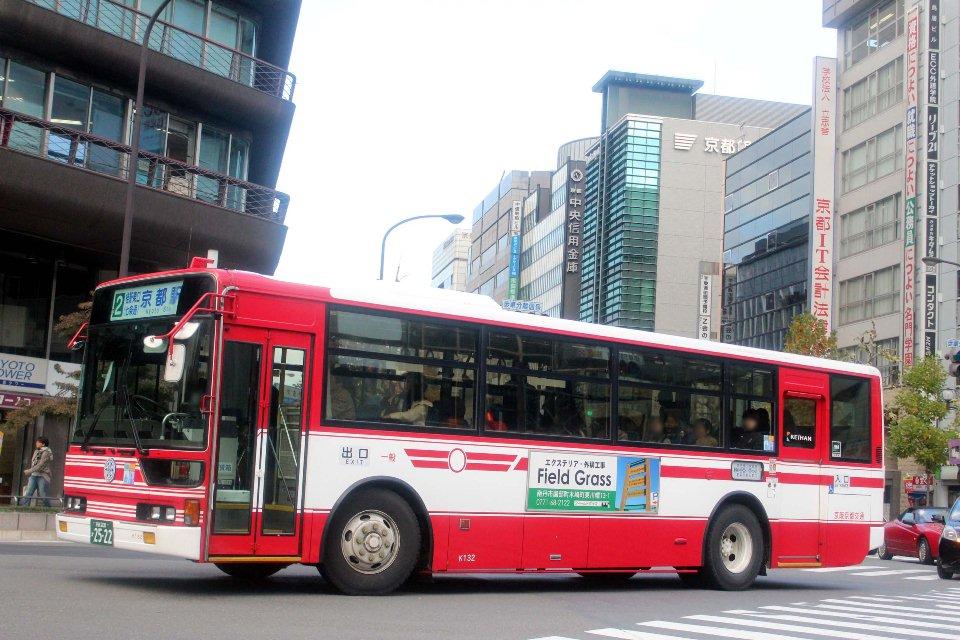 京阪京都交通 K132