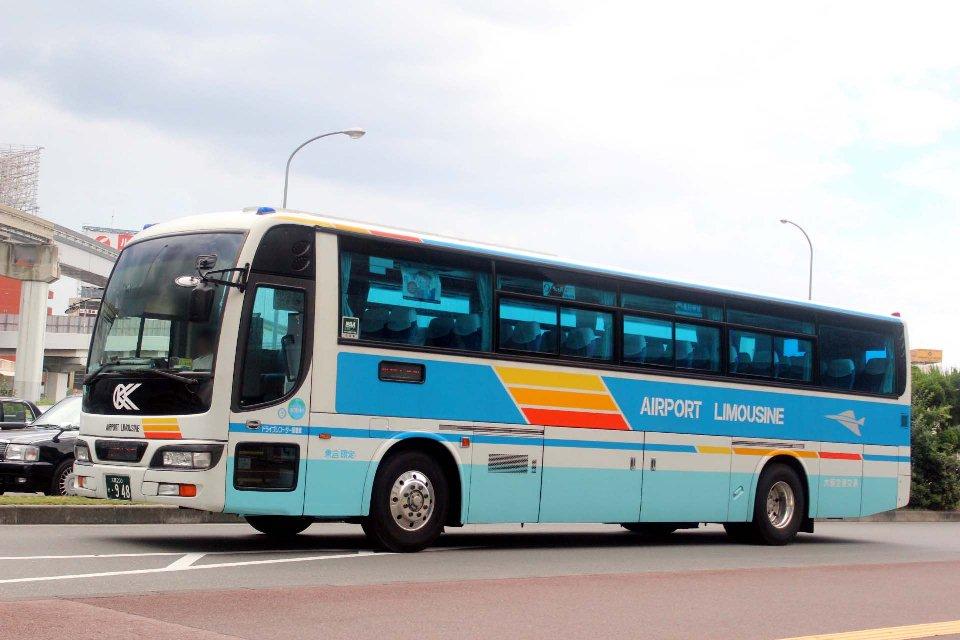 大阪空港交通 か948