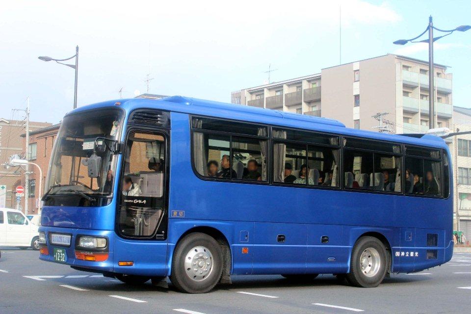 神立交通 か1232