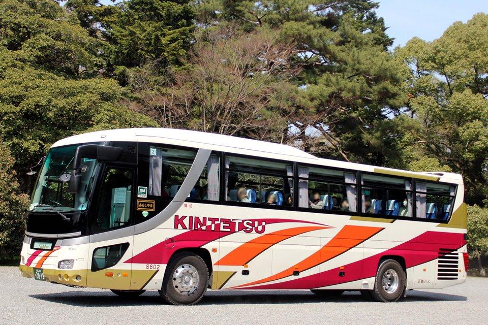 近鉄バス 8602