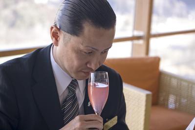 ホテルエピナール那須カクテルコンペ