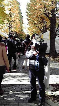 そら 東大駒場祭③ 20121125