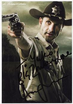 Andrew Lincoln 1-1