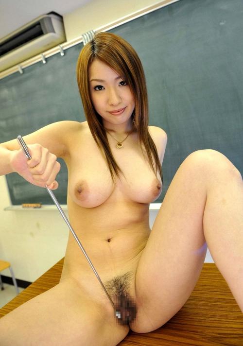 女教師 コスプレ エロ画像 13