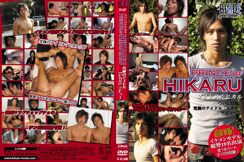 PRINCE of HIKARUの購入ページへ
