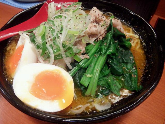 20140214新宿肉肉ラーメン1