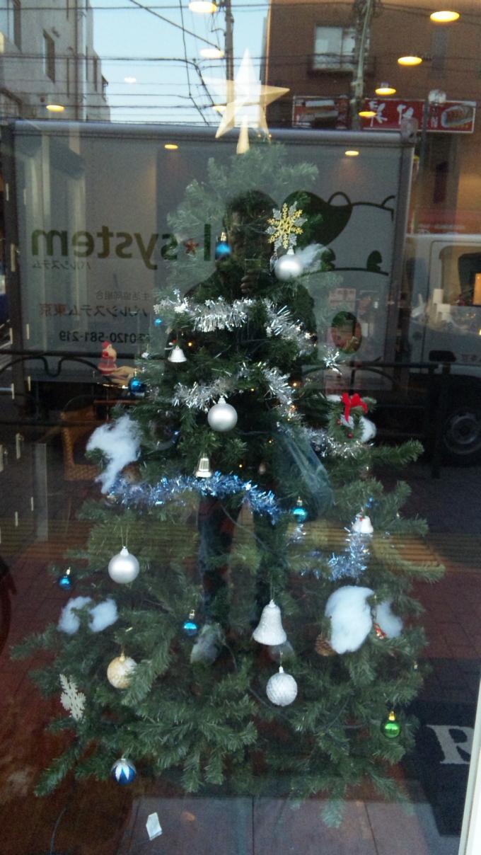 X ' mas Tree_20121225