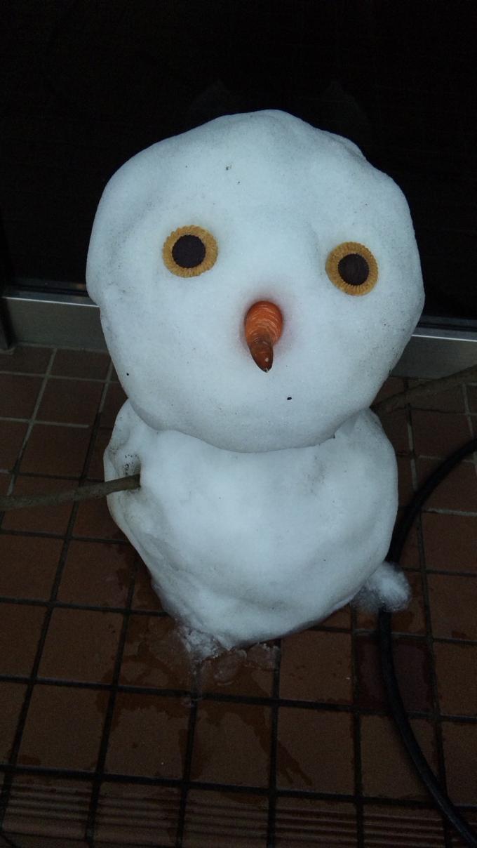 SNOW DOLL_20130117