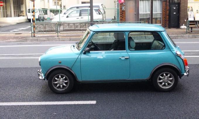 Morris mini cooper_20130122