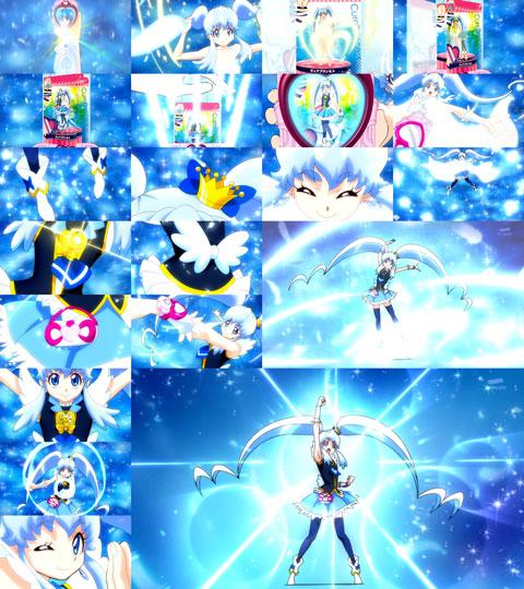 【ハピネスチャージプリキュア!】第01回「愛が大好き!キュアラブリー誕生!」