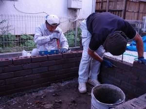 ガーデン工事(鶴見区馬場) :エクステリア横浜(神奈川県・東京都の外構工事専門店)