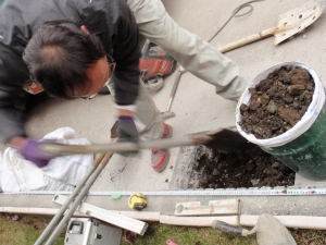 カーポート工事 4G(港北区菊名) :エクステリア横浜(神奈川県・東京都の外構工事専門店)