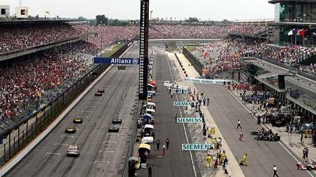 2005年のアメリカGPスタート
