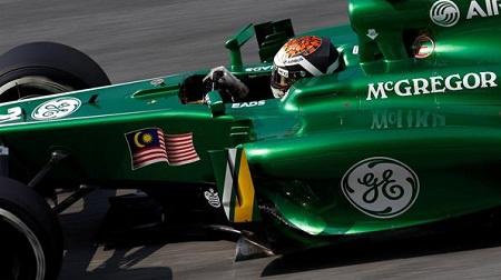 2013年 F1予選逆ポール選手権 第2戦マレーシアGP優勝はVDG