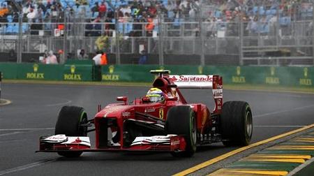 2013年のF1は開幕戦でもう終わりました