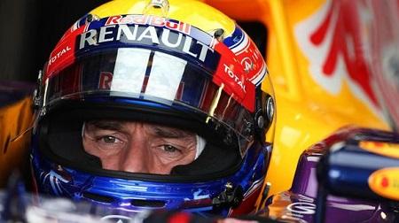 2013年F1開幕戦のウェバーのスタート失敗について