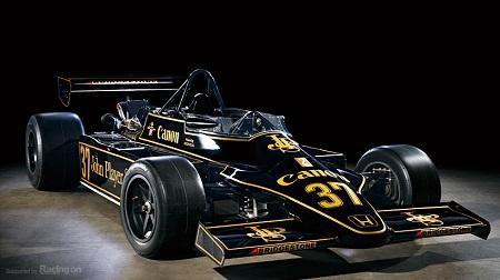 1982年全日本F2マーチ・ホンダ中嶋悟