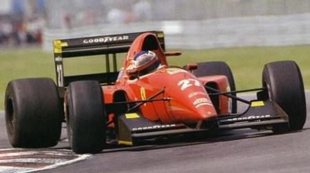 90年代最大の問題作フェラーリF92A