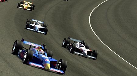 コードマスターズ「Indy Car Series」
