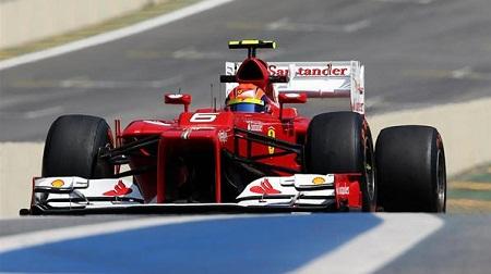 F1ブラジルGPのコバライネン