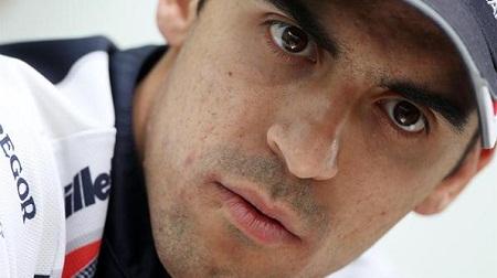 F1 第19戦 アメリカGP:アップのマルドナド