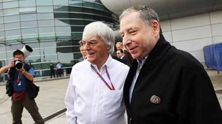 F1オワコンの関係者エクレストンとトッド