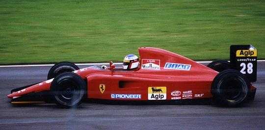 フェラーリ642の画像1