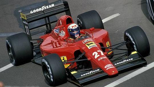 フェラーリ642の画像3