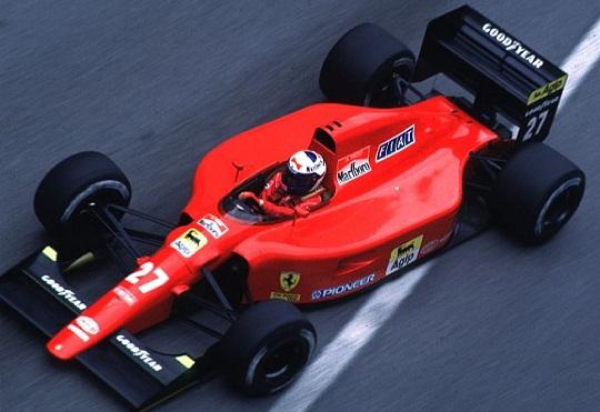 フェラーリ642の画像4