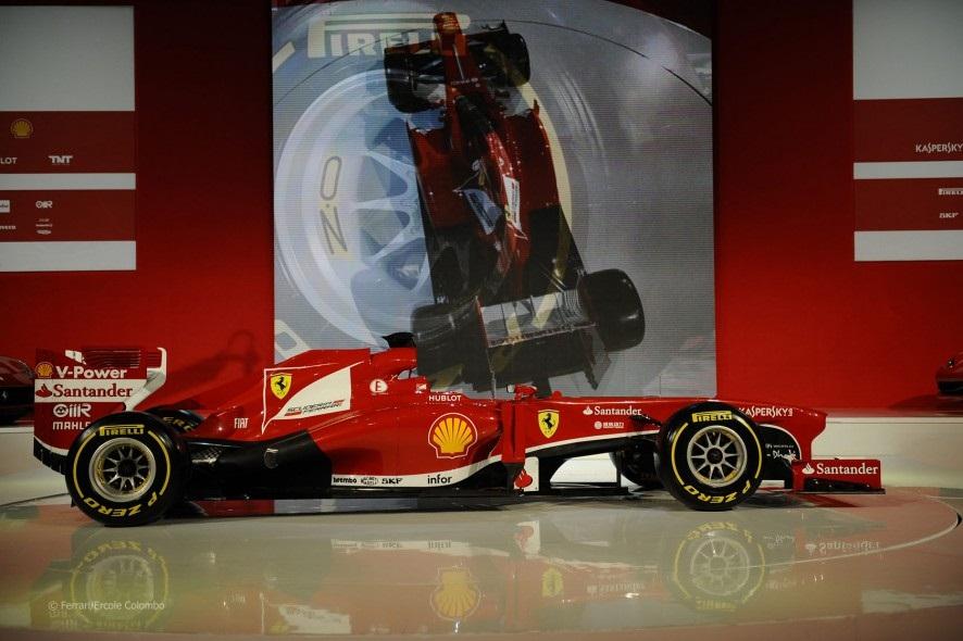 フェラーリF138画像3