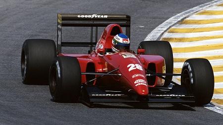 フェラーリF92A