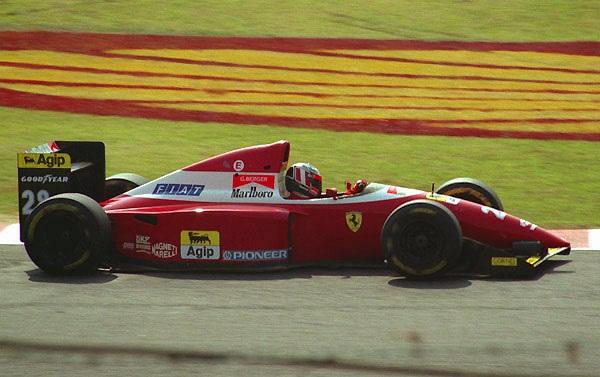 フェラーリF93A