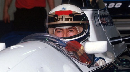 女性F1ドライバー:ジョバンナ・アマティ