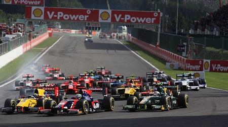 2012年GP2スパ