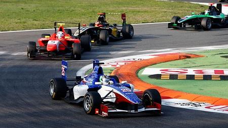 2012年GP3モンツァ
