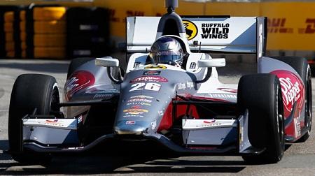 2012年インディカー・ボルチモアの予選