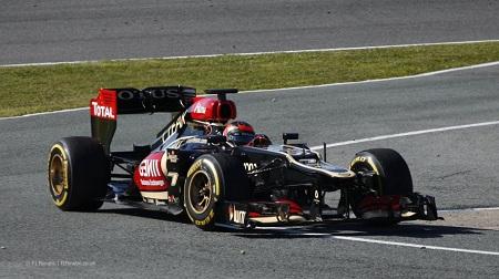 2013年F1ヘレステスト4日目のマッサ