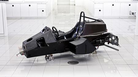 F1モノコック共通化でコスト削減