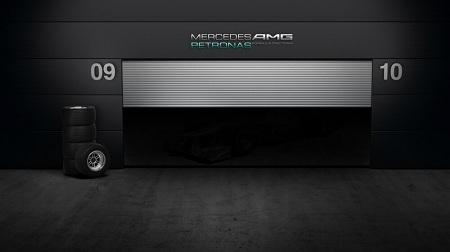 メルセデス新車W04の画像がリークか?