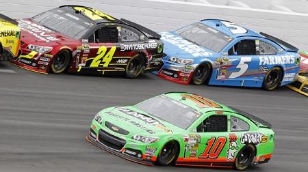 NASCAR 2013 スプリントカップ デイトナ500 結果